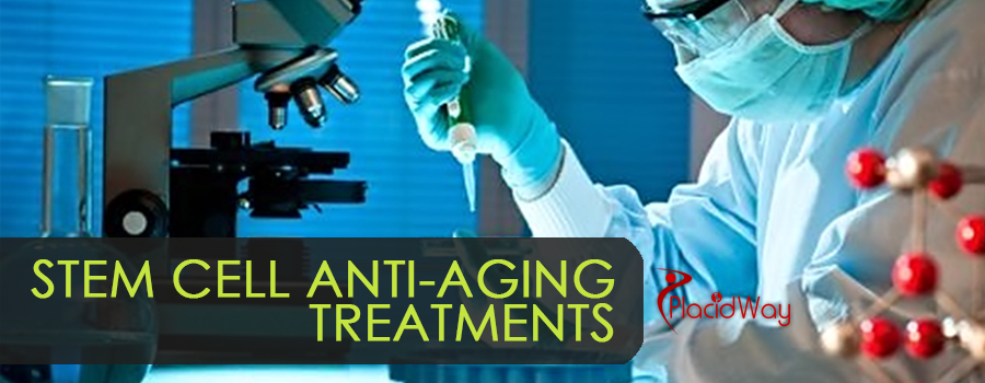Stem Cell Anti Aging Treatments