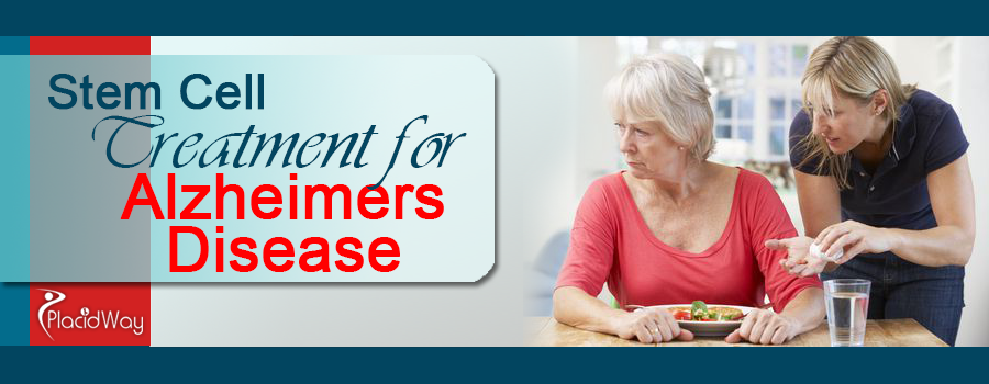Stem Cell Therapy for Alzheimer Disease