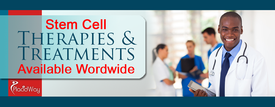 Stem Cell Therapies and Treatments Available Wordwide