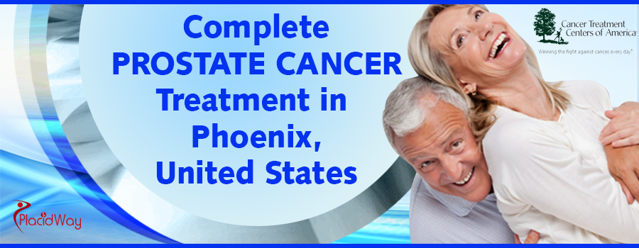 Complete Prostate Cancer Treatment in Phoenix, United States