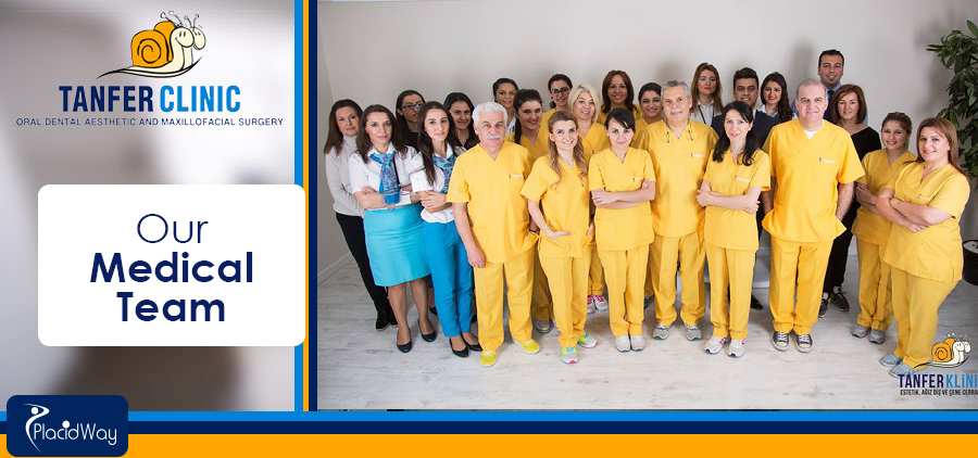 Dentistry Turkey - Dentists - Surgeons Team