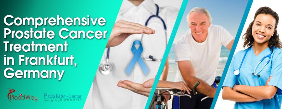 Comprehensive Prostate Cancer Treatment in Frankfurt Germany