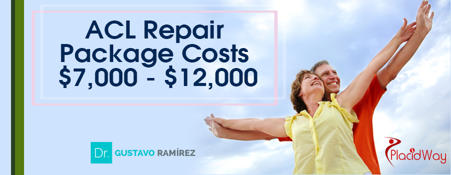 Package Costs ACL Repair in Jalisco, Mexico