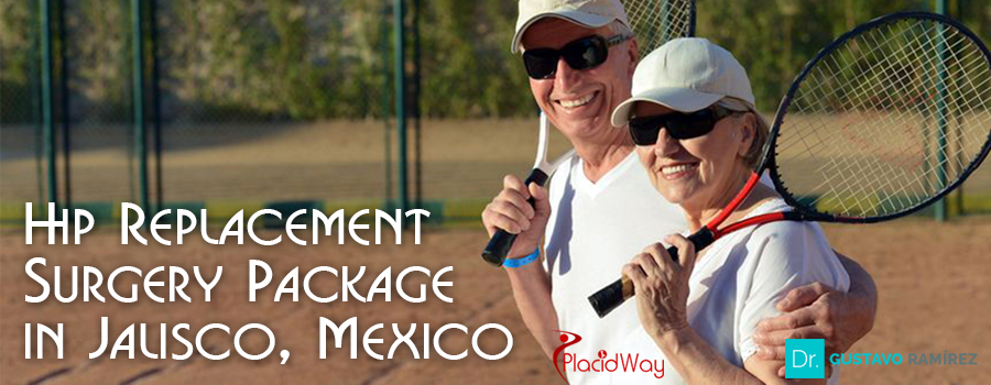 Hip Replacement Surgery Package in Jalisco, Mexico