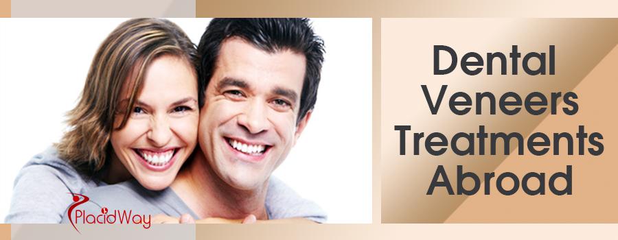 Dental Veneers Treatments Abroad