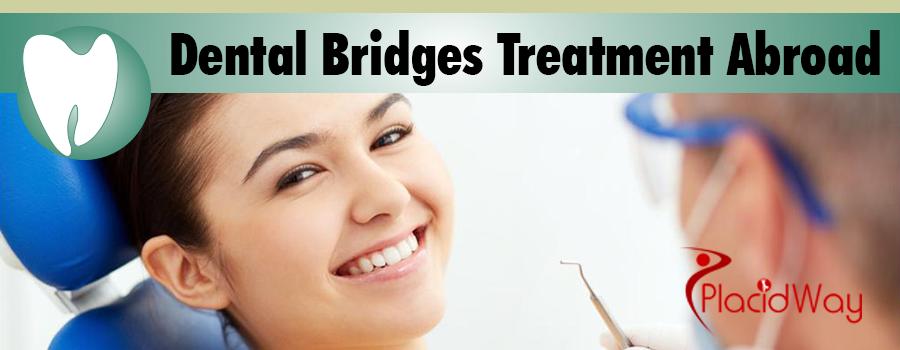 Dental Bridges Treatment Abroad Banner Image