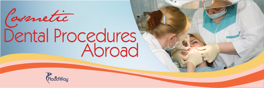 Cosmetic Dental Procedures Abroad