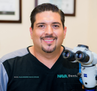 Dr. Alejandro Nava in Nava Dental Care Mexico