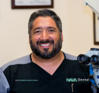 Dr. Ernesto Nava in Nava Dental Care Mexico