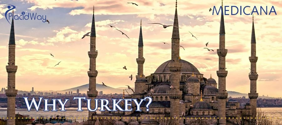 Why healthcare in Turkey