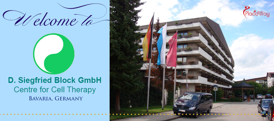 Lve Stem Cell Therapy Clinic in Lenggries, Germany