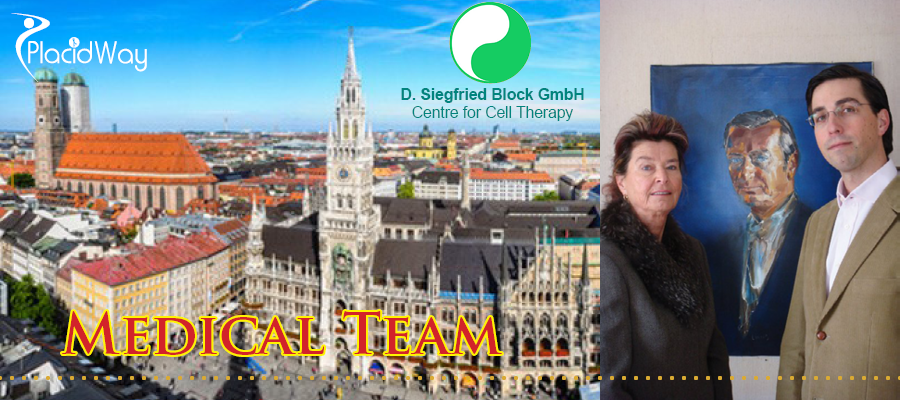 Live Stem Cell Therapy Specialists in Germany