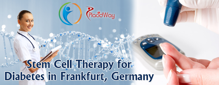 Stem Cell Therapy for Diabetes in Frankfurt, Germany
