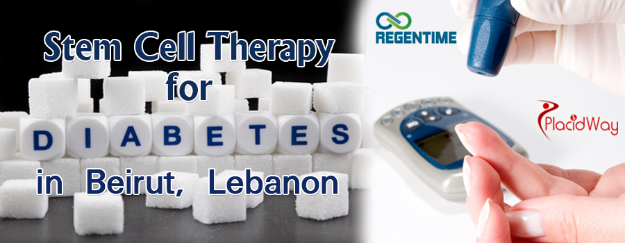 Stem Cell Therapy for Diabetes in Beirut, Lebanon