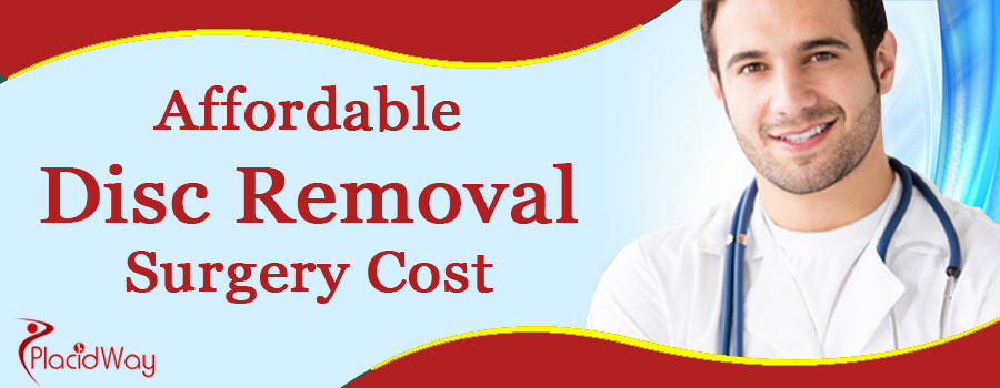 Affordable Disc Removal Surgery Cost