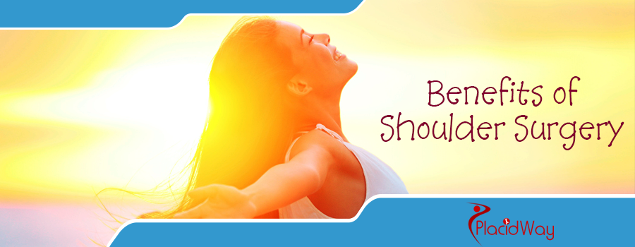 Benefits of Shoulder Surgery