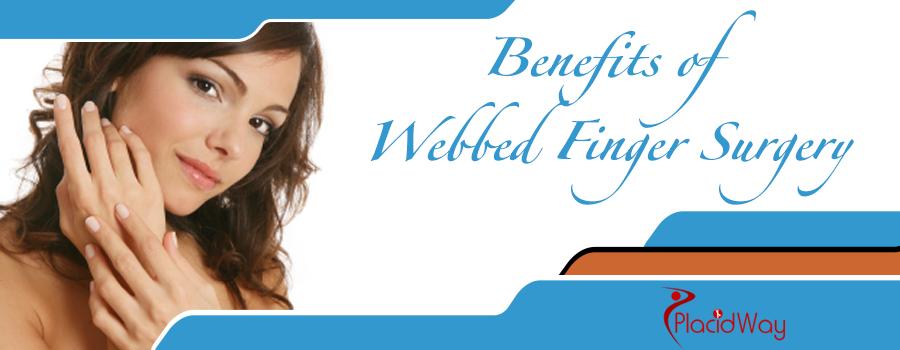 Benefits of Webbed Finger Surgery