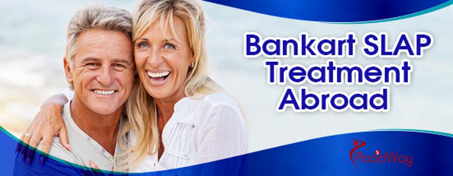 Bankart SLAP Treatment Abroad