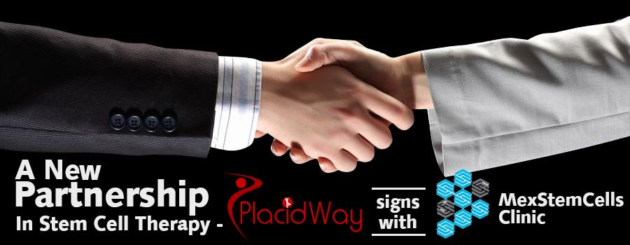 PlacidWay and MexStemCells Clinic Partnership