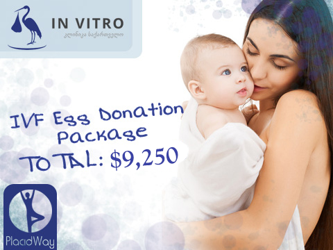 IVF Egg Donation Package Price - PlacidWay