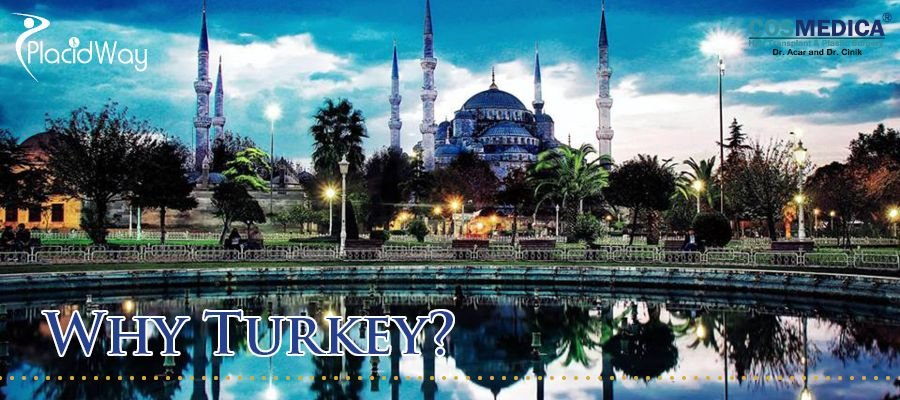 Why choose Turkey for Plastic Surgery and Hair Transplant