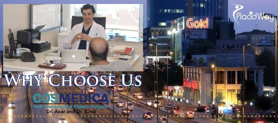 Hair Transplant and Plastic Surgery Clinic in Istanbul, Turkey