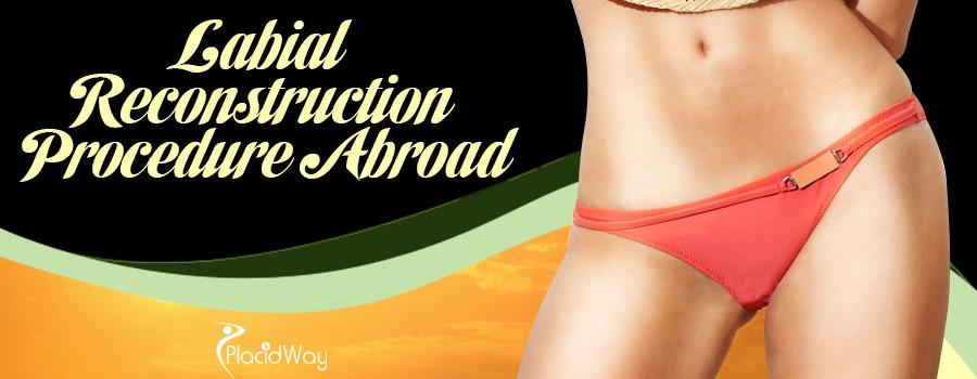 Labial Reconstruction Procedure Abroad