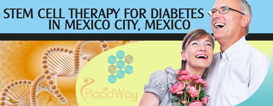 Stem Cell Therapy for Diabetes in Mexico City, Mexico