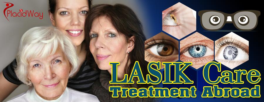 LASIK Eye Surgery Abroad