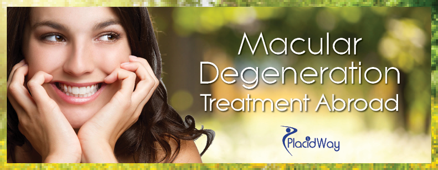 Macular Degeneration Treatment Abroad