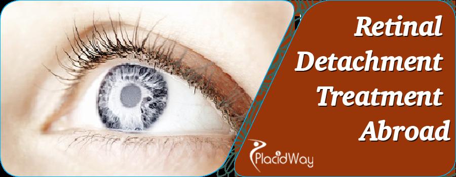Retinal Detachment Treatment Abroad