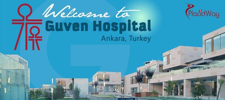 Top Hospital in Ankara, Turkey