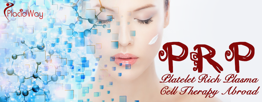 PRP - Platelet Rich Plasma Cell Therapy