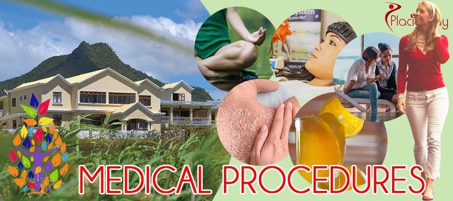 Spa, Ayurveda, Addiction, Detox, Yoga, Weight Loss Procedures in Port Louis, Mauritius