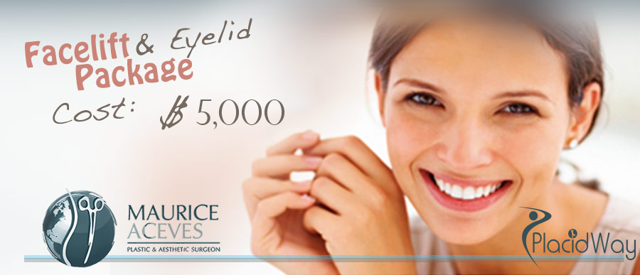 Facelift & Eyelid Package Cost in Mexicali Medical Travel