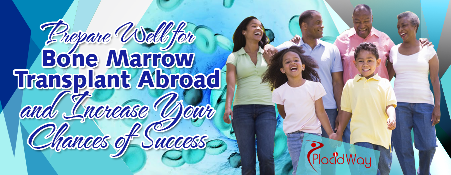 Prepare Well for Bone Marrow Transplant Abroad and Increase Your Chances of Success