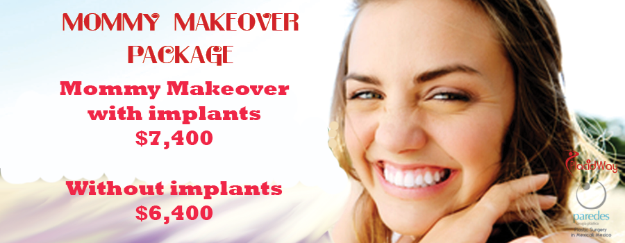 Cost of Mommy Makeover  in Dr. Alejandro Paredes, Mexico