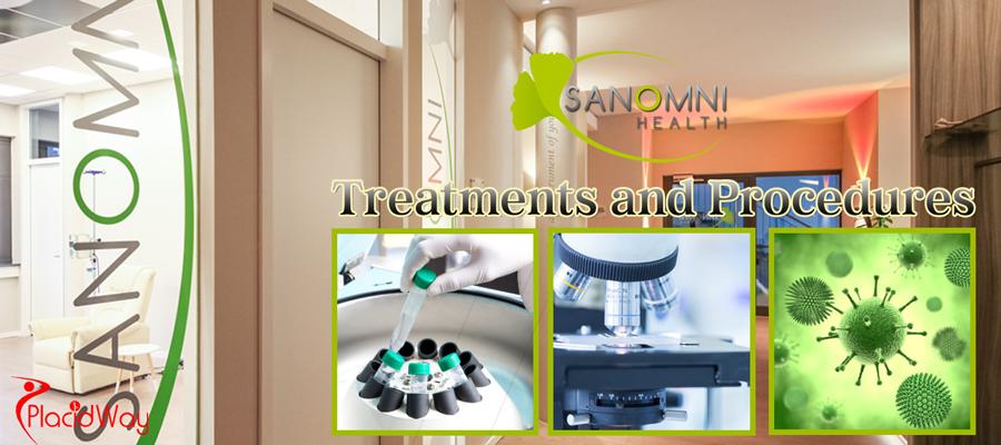 Sanomni Health GmbH Biological Cancer Therapy, Bad Wörishofen, Germany
