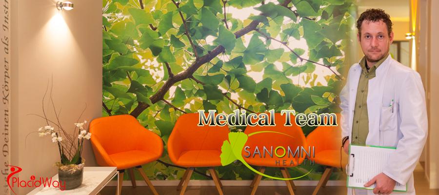Medical Team Sanomni Health, Bad Wörishofen, Germany