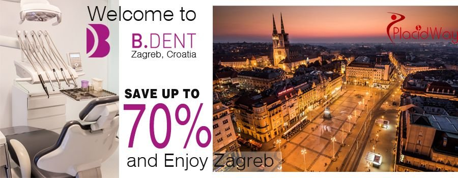 Dental Clinic in Zagreb, Croatia