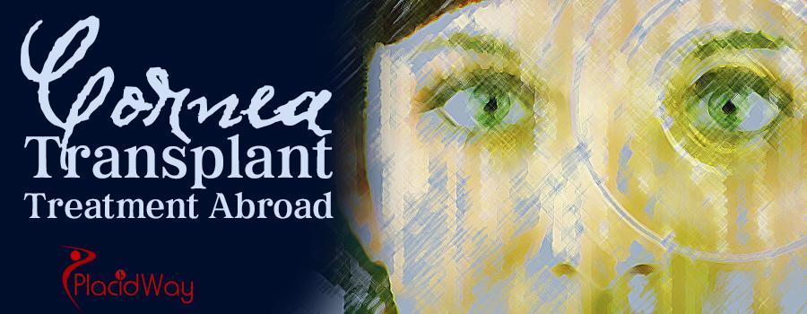 Cornea Transplant Treatment Abroad