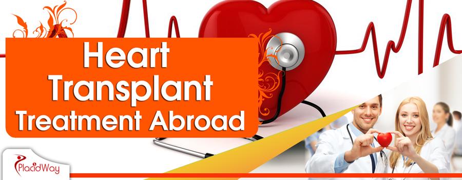 Heart transplant surgery abroad