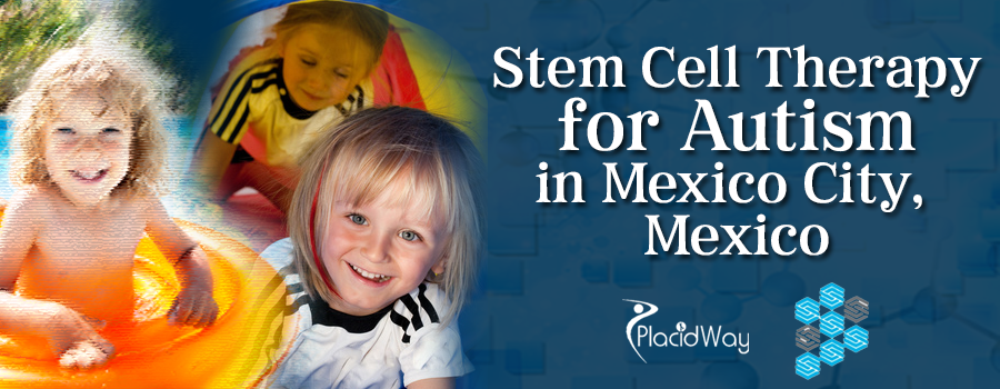 Stem Cell Therapy for Autism in Mexico City Mexico