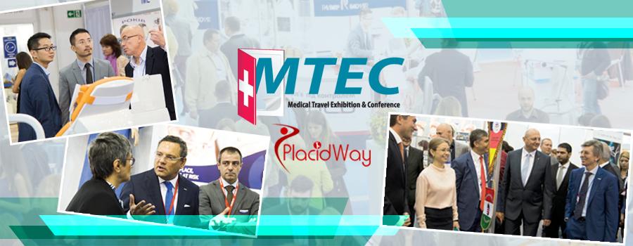 Medical Travel Exhibition and Conference. MTEC, Kiev, Ukraine