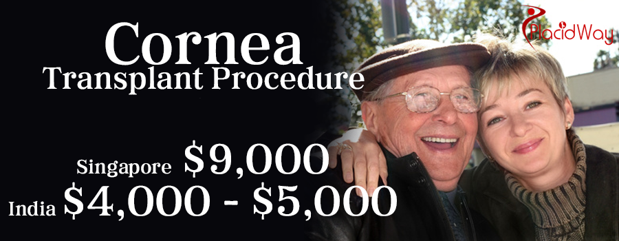 Cost of Cornea Transplant Procedures Abroad