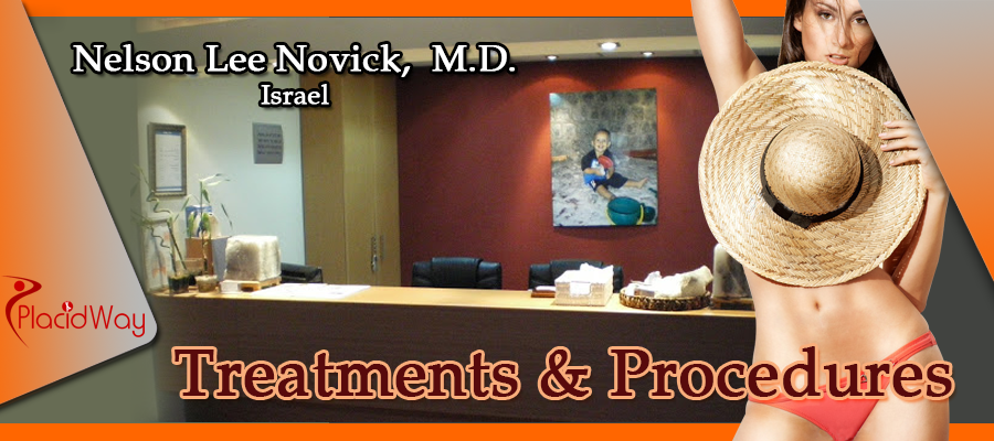 Nelson Lee Novick, M.D.Treatments and procedures - Israel