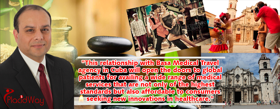 PlacidWay partners with Basa Medical Travel Agency in Cuba