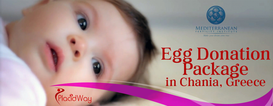 Egg Donation Package in Chania Greece