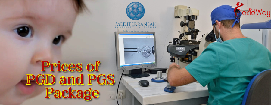 Prices for PGD and PGS Package in Greece