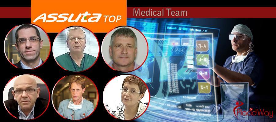 Top Doctors in Tel Aviv, Israel
